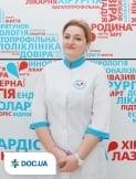 Лікар Ендокринолог Нежинская-Астапенко Зорина Петровна на Doc.ua