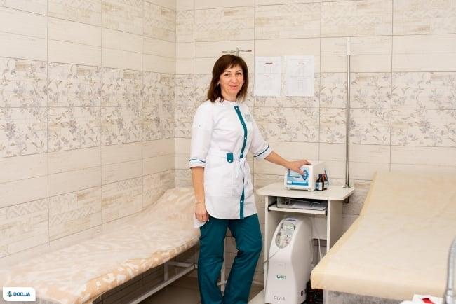 Медико-оздоровительный центр Перлына LVS
