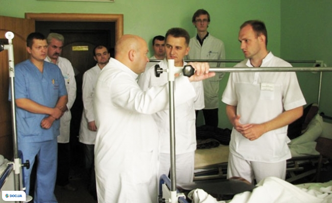 Киевская областная клиническая больница «Ортопедо-травматологический центр»