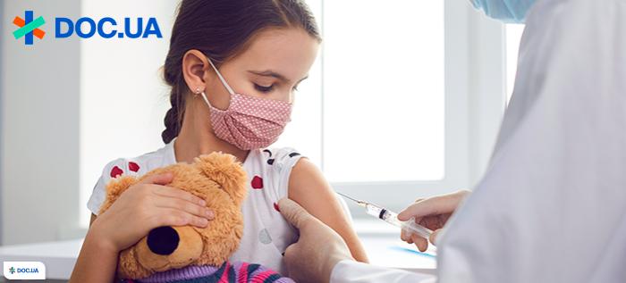 Когда и какие прививки делать детям?