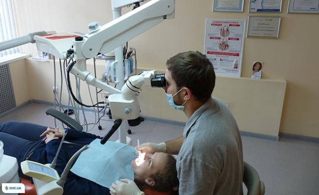 Стоматологическая династия на м. Осокорки