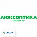 Офтальмологический кабинет Люксоптика на П. Мирного