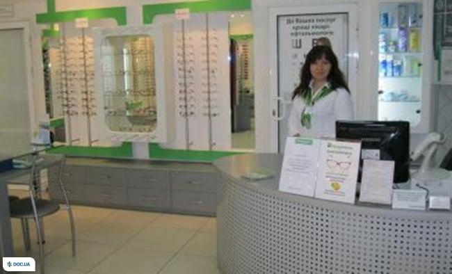Офтальмологический кабинет Люксоптика ТРЦ Украина