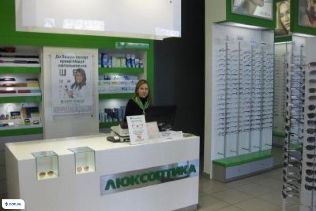 Офтальмологический кабинет Люксоптика на пр. Московском