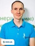 Врач Кинезитерапевт Солончук Сергей Александрович на Doc.ua