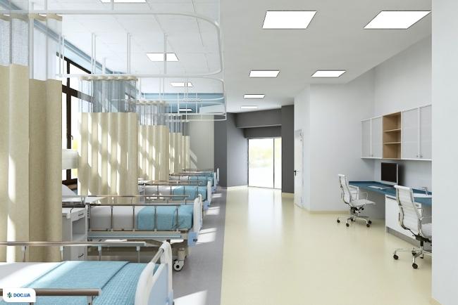 Хирургический стационар Оксфорд Медикал  (Oxford Medical) на БерезняковскойДЦ