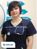 Врач Терапевт Кравченко Жанна Дмитриевна на Doc.ua