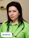 Врач Кардиолог Егорова Юлия Витальевна на Doc.ua