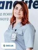 Врач Психиатр Галамай Ирина Романовна на Doc.ua