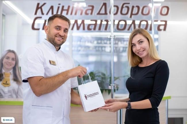 Клиника Доброго Стоматолога на Соломии Крушельницкой