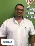 Врач Ортопед, Травматолог, Физиотерапевт Матула Андрей Владимирович на Doc.ua