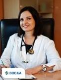Врач Кардиолог, УЗИ-специалист Пинчук Анна Владимировна на Doc.ua