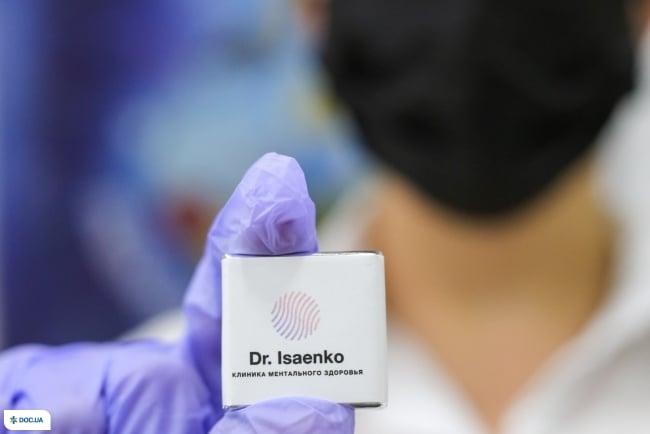Клиника ментального здоровья Dr. Isaenko