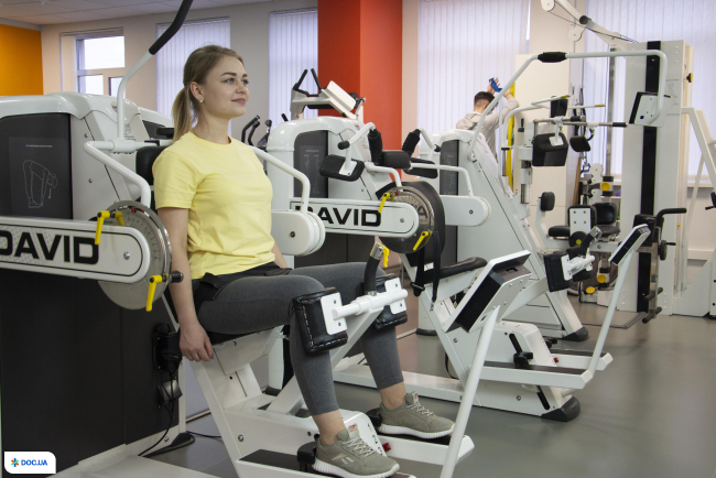 Інститут вертебрології і реабілітації на Дніпровській Набережній